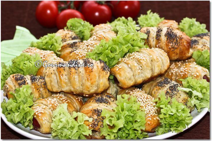 Carnaciori in foietaj