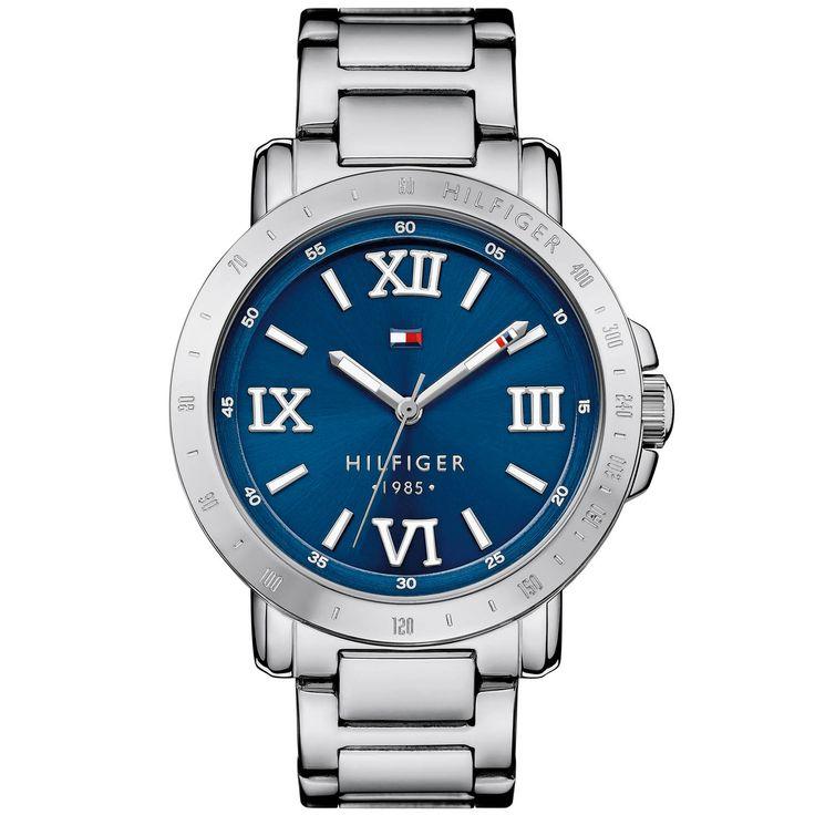 Relógio Tommy Hilfiger Aço Prata Feminino - 1781470