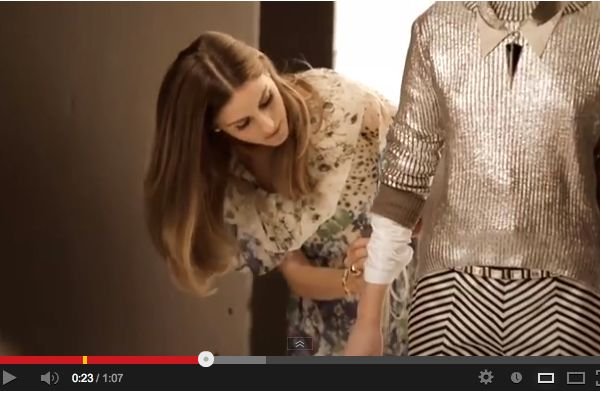 Australian model Rosie Tupper  Styled by Olivia