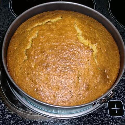 Rezept Kürbis Nuss Kuchen - saftig !!! von physiogirl101 - Rezept der Kategorie Backen süß