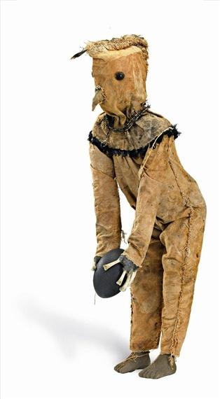 Linde Ivimey - JOACHIM, 2007, steel armature, cast... on MutualArt.com
