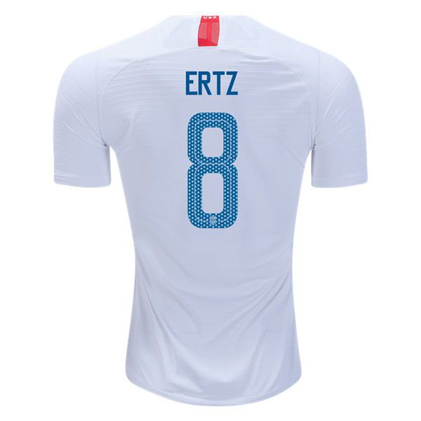 18 19 Julie Ertz Jersey Home Replica Men s USA National Team  a79728ac5
