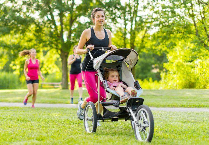 Come tornare in forma dopo la gravidanza: corri con le altre mamme | Mammarisparmio, risparmiare il mio mestiere