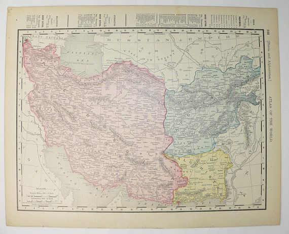 Middle East Map On Pinterest What Is Geography What Is Odd And - Middle east political map 1900