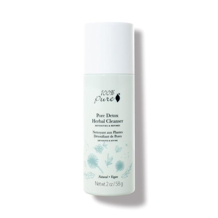 Pore Detox Herbal Cleanser | 100% PURE