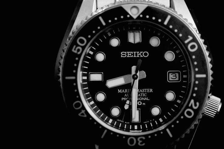 Seiko Marinemaster 300 #seiko #mm300