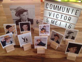 'stofjesverslaafd': Oh my ... een eerste communie