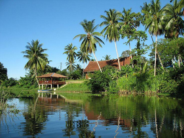 Pasir Belanda, Banggol, Kelantan (platteland in helemaal in het noorden)