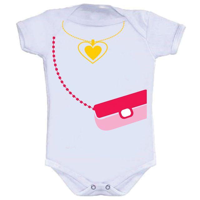 Calegari estampas: Body pro seu baby, apenas R$ 29,90. Você ainda pod...