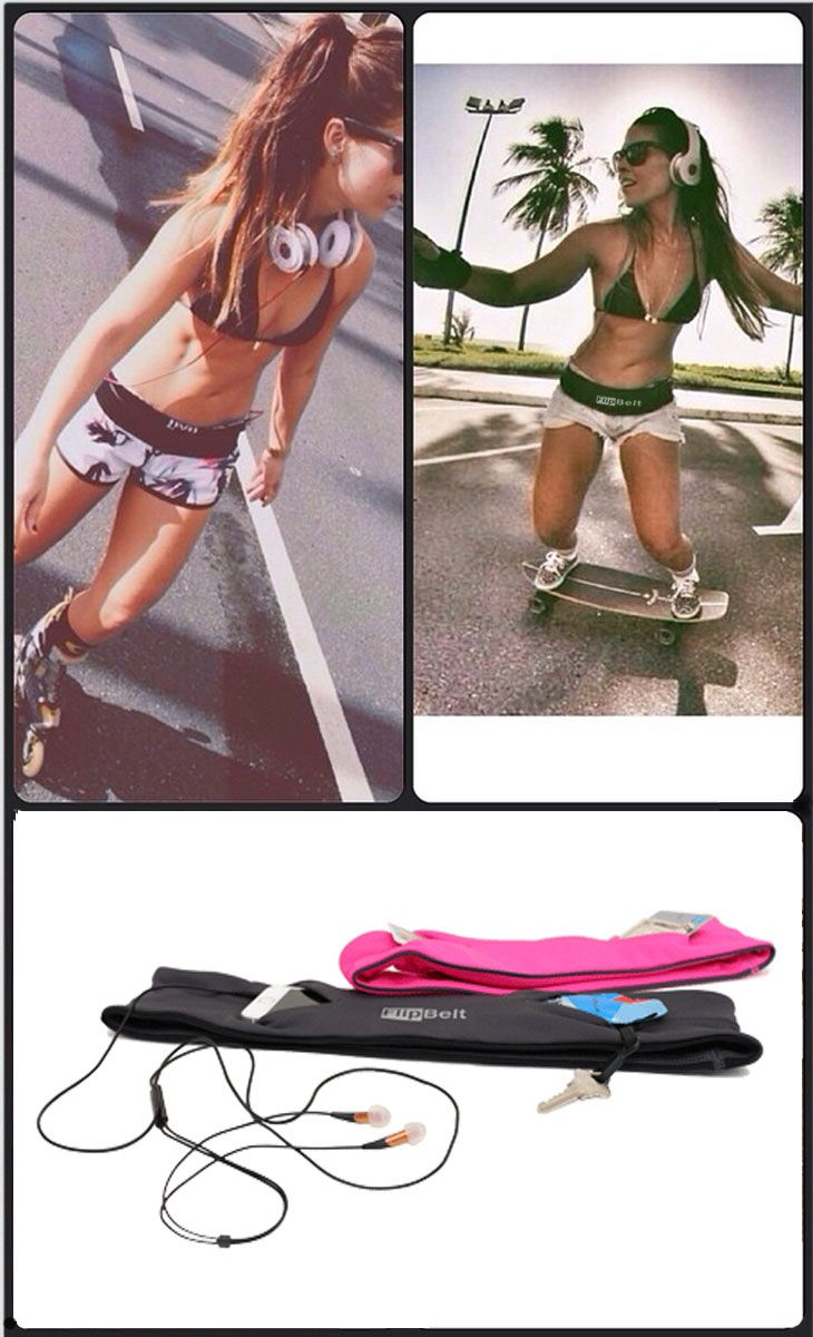 Skate, jump, run, play, explore and more with the FlipBelt!