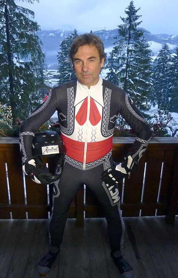 Mexico's Olympic Ski Uniform is the Tightest Mariachi Suit You've Ever Seen
