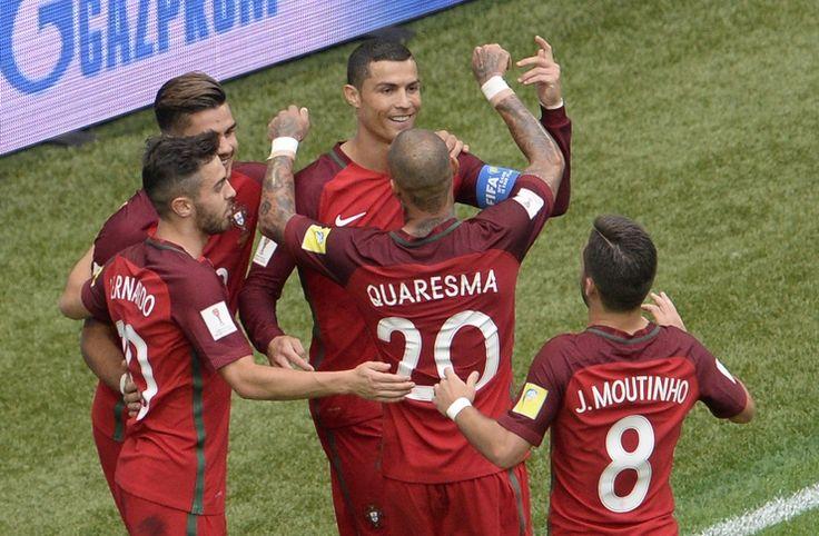 Piala Konfederasi 2017: Portugal Lolos ke Semifinal Sebagai Juara Grup -  https://www.football5star.com/berita/piala-konfederasi-2017-portugal-lolos-ke-semifinal-sebagai-juara-grup/
