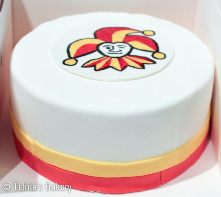 Jokerit cake