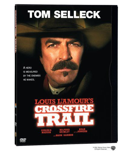 Quotes About Anger And Rage: Louis L'Amour's Crossfire Trail DVD Western Movie Tom