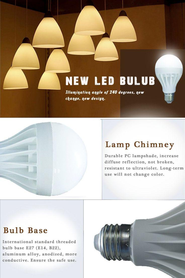 Buy 2015 Hot sale 5W LED Bulb Light e27 LED Residential Lighting on bdtdc.com