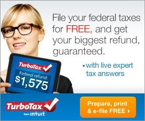 Free Tax Returns - Free Tax Return Programs online -Living Rich With Coupons
