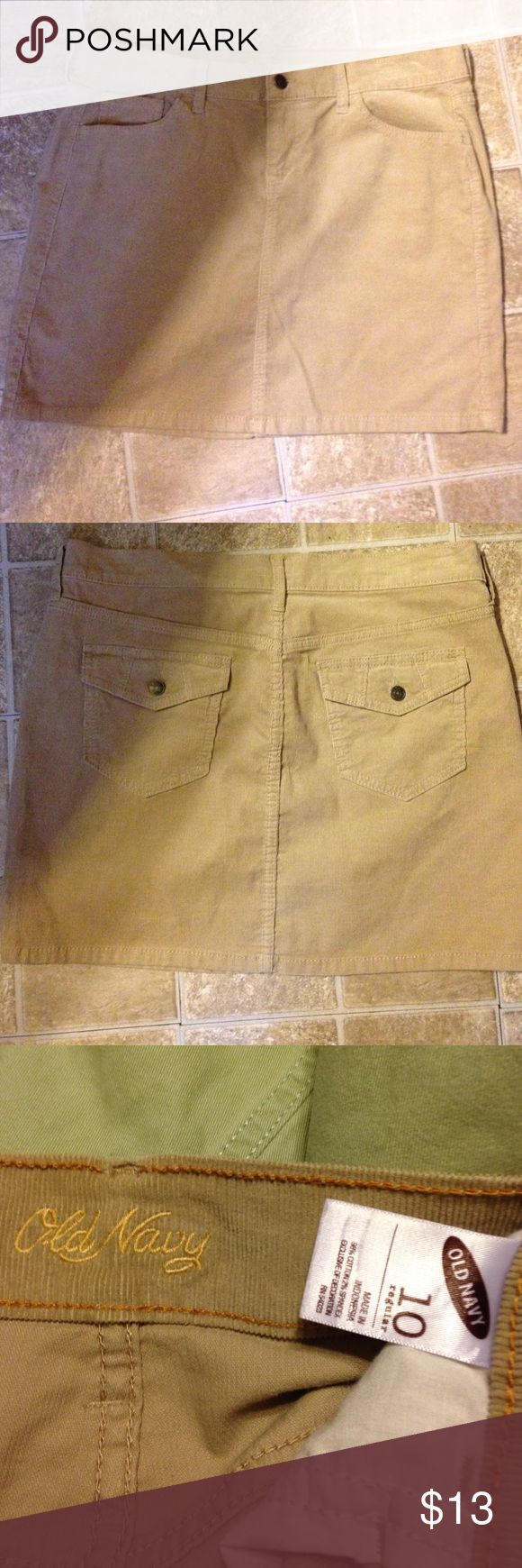 Old Navy like new corduroy skirt. Sz 10.  Cute!!!! Old Navy like new corduroy skirt. Sz 10.  Cute!!!! Old Navy Skirts