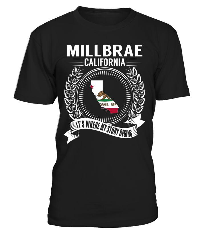 Millbrae, California - It's Where My Story Begins #Millbrae