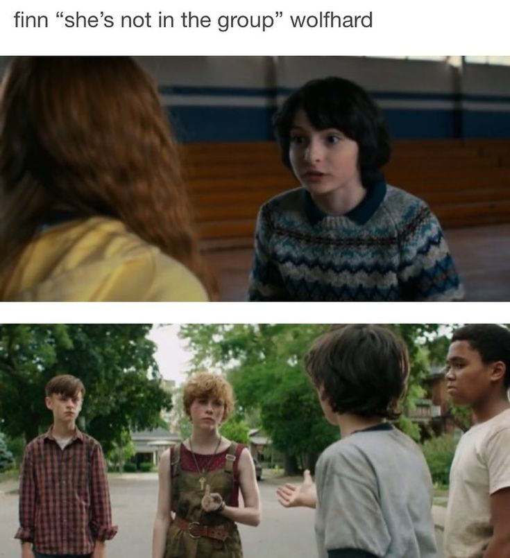 """4,583 Likes, 44 Comments - stranger things everything  (@tubular.wheeler) on Instagram: """"(In st) mike obviously doesn't like the thought of another girl in the group BC OF EL. I love…"""""""