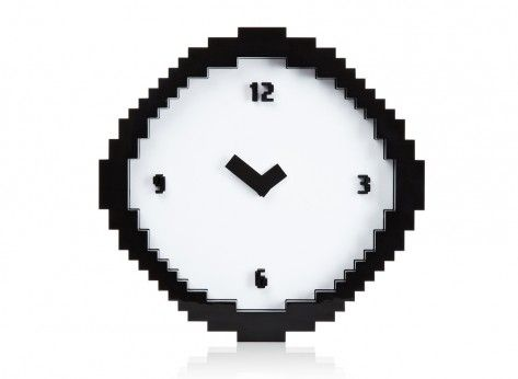 Ceas Pixel Time - cadou de la Mindblower
