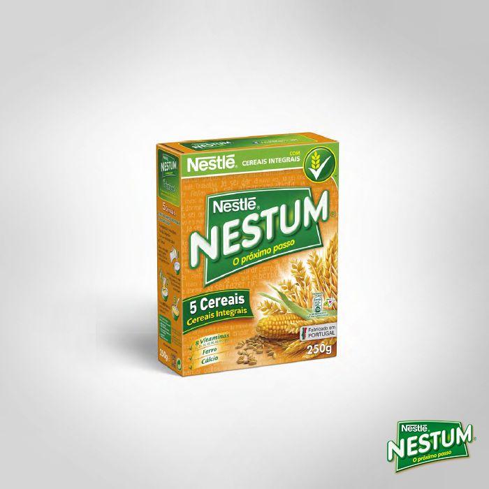 Nestum 5 Cereais Integrais
