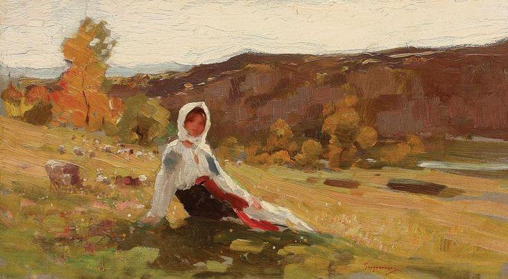 Nicolae+Grigorescu+-+Păstoriță.jpg (1000×551)
