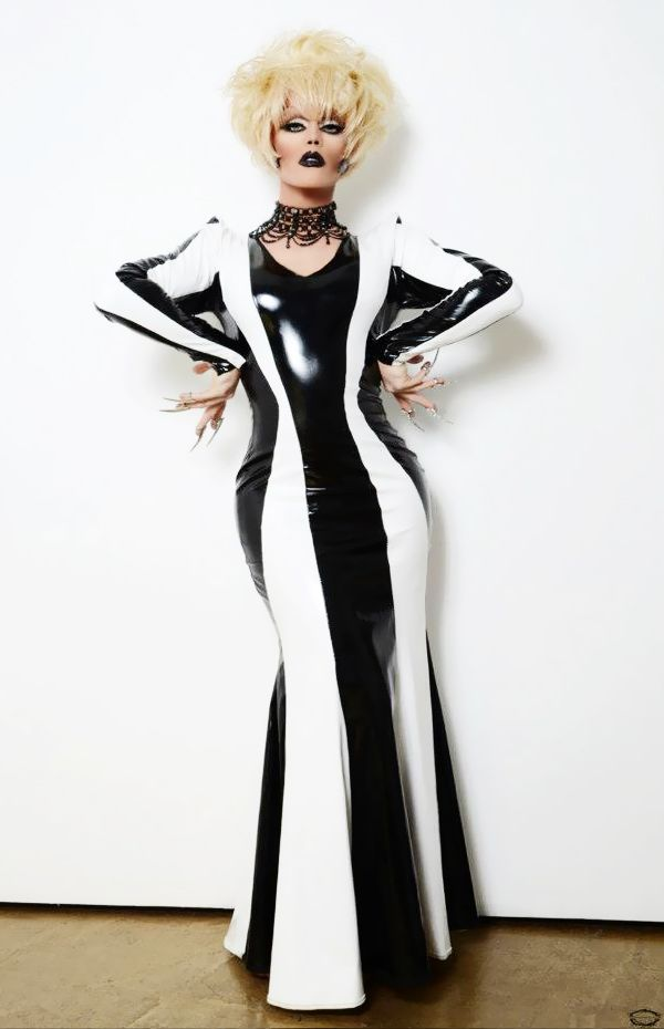 Morgan McMichaels; I would wear this.