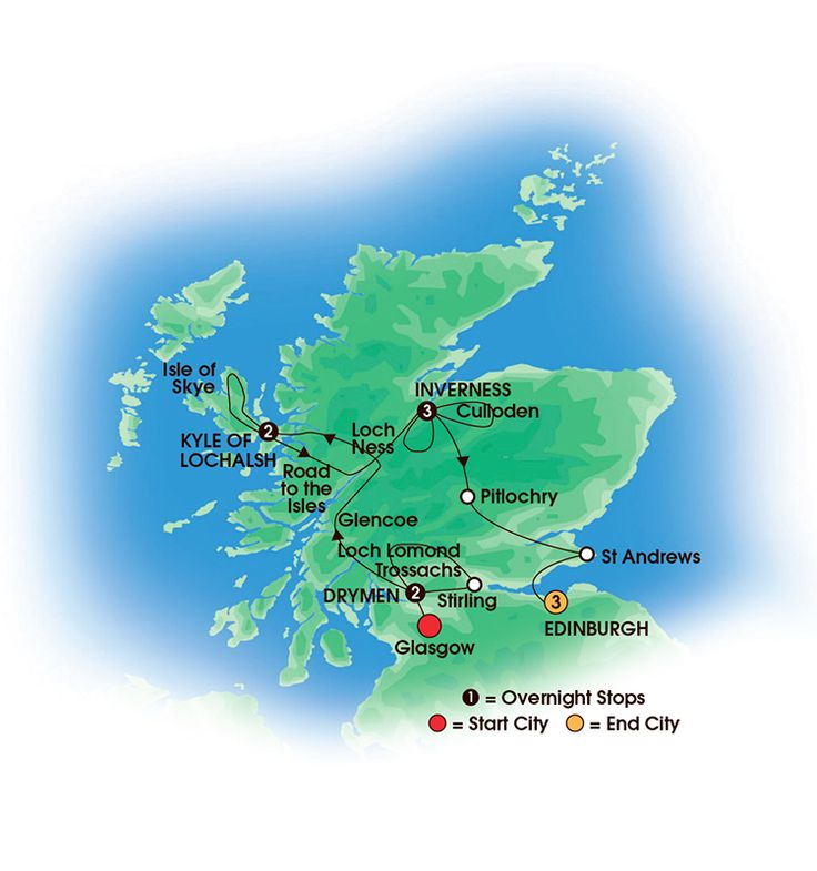 Scottish Clans & Castles 11 Day Tour. Overnights: 2 Drymen - near Glasgow, 2 near Kyle of Lochalsh, 3 Inverness, 3 Edinburgh - See more at: http://www.cietours.com #escortedtour #Scotland Scottish #Scots #Britain #UK #coachtour #Edinburgh #Glasgow #travel #vacation #holiday #Freewifi