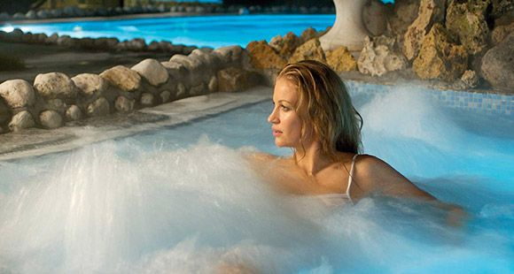 Expo Veneto: Thermal baths - Water Wellness - Planet - Events