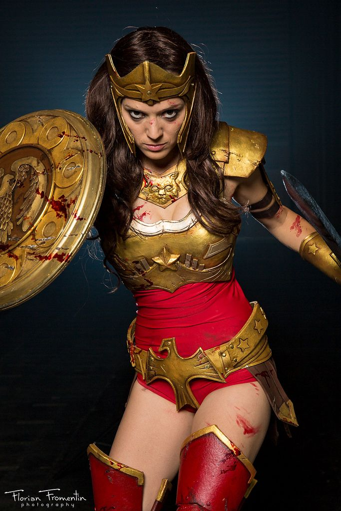98 Best Cosplay Wonder Woman Images On Pinterest -3727