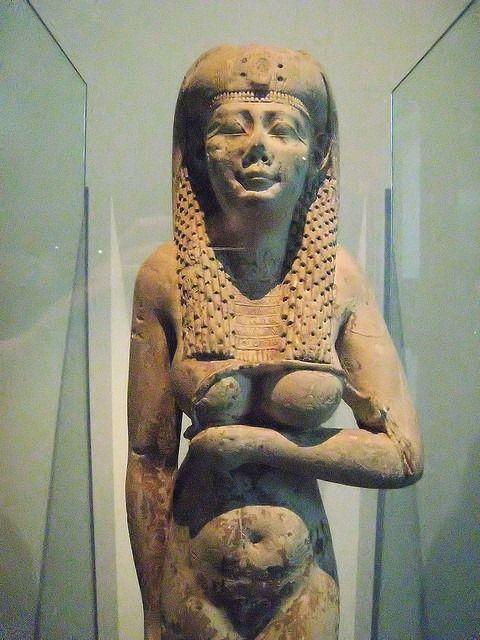 Cleopatra.. Cairo museum Egypt