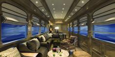 Peru terá 1º trem de luxo com suítes da América do Sul