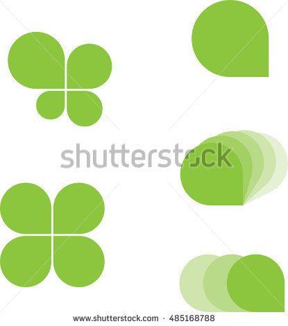 Leaf shape Icon