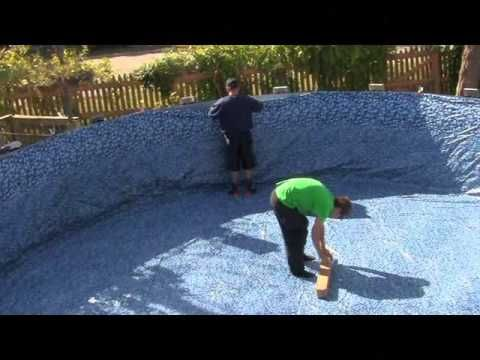 How to Install a Replacement Above Ground Pool Liner in 5  Minutes from LinerWorld