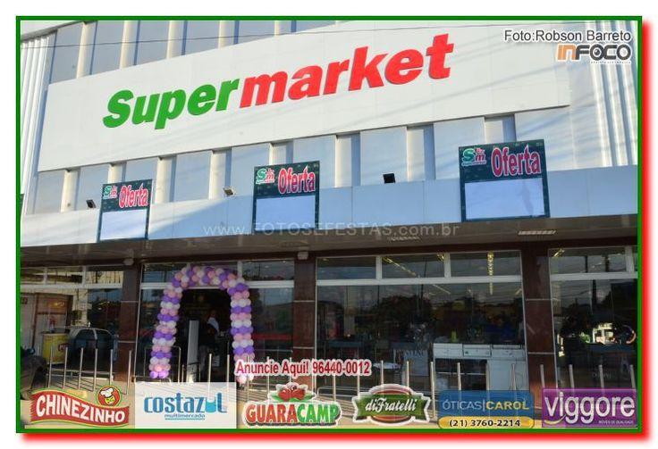 Inauguração Rede Supermarket Manilha/ RJ (09/05/17)