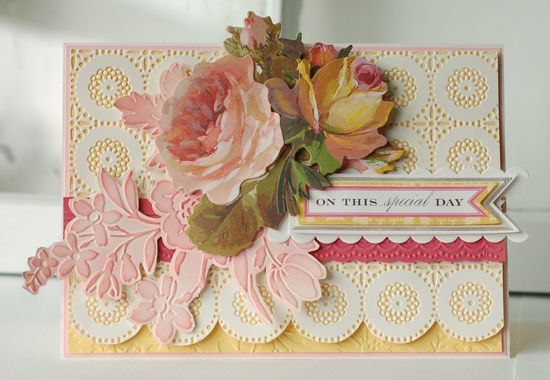 © Anna Griffin, Inc. Inspiring Impressions Embossing Folders