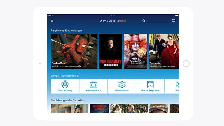 O2s TV und Video App künftig mit Sky Ticket, Netflix und Co. an Bord -Telefontarifrechner.de News
