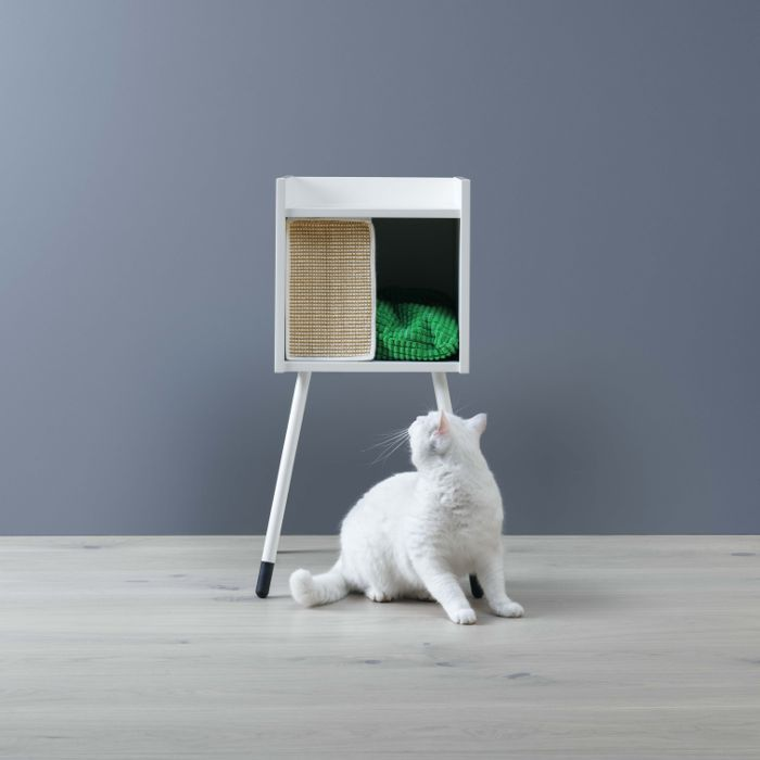 Best Cute Pet Stuff Images On Pinterest Art Designs Cozy - Ikea has launched its own pet furniture collection and its paw some