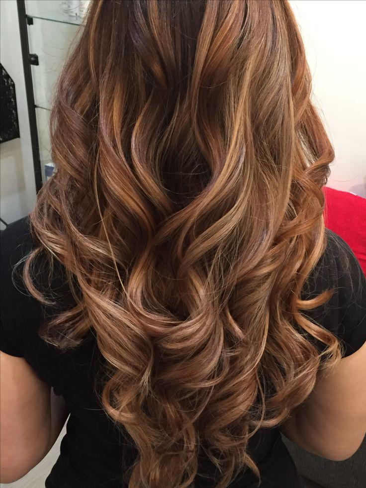 carmel/blonde/brown