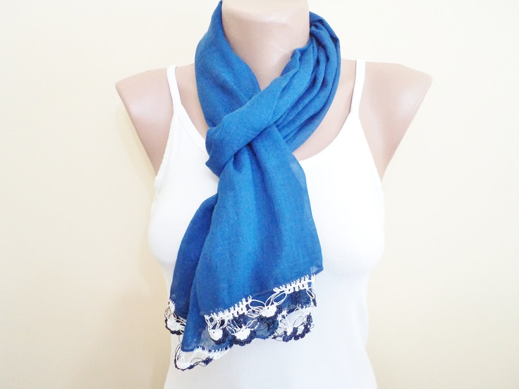 Women pareo, scarf, accessories. $18.00, via Etsy.