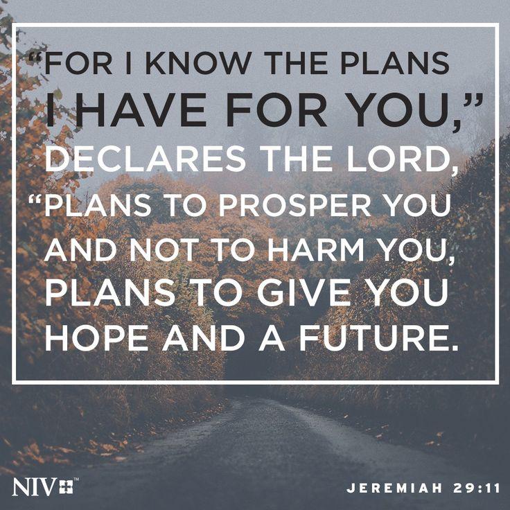 17 best ideas about jeremiah 29 on pinterest jeremiah 29 - Jer 29 11 kjv ...