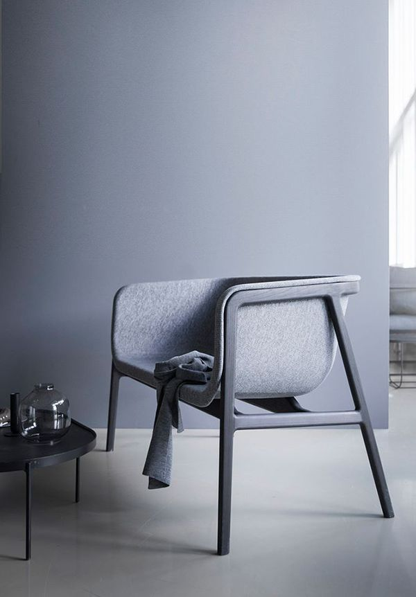Close Bench by Norm Architects for Menu