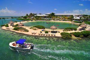 Hawks Cay in the Florida Keys