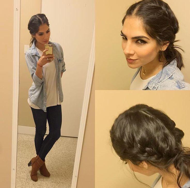 Short hair hairstyle, Alejandra Espinoza
