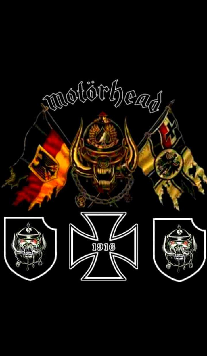 Pin By Josef Janda On We Are Motorhead Heavy Metal Bands Metal Albums Lemmy Motorhead