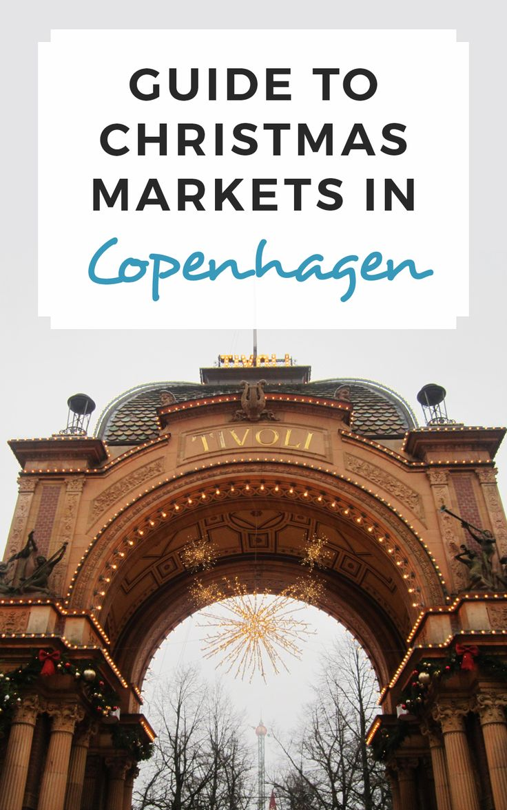The ultimate guide to the Christmas Markets of Copenhagen! / Sophie's Suitcase