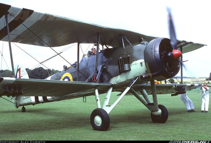 A grey day at Old Warden - Photo taken at Old Warden - Biggleswade in England, United Kingdom on July 27, 1986.