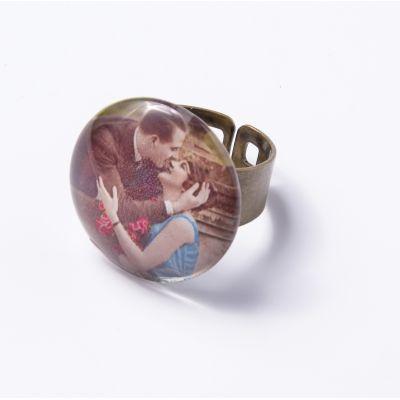 #gift #idea #style #retro #ring #fingerring #couple #flowers #decoration #embellishment #ornament #handmade #lucyinthesky #lastwagon #ostatniwagon