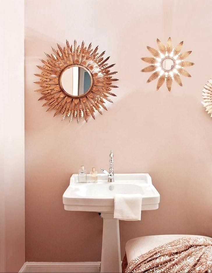 Architecture Gold Wall Paint To Stylish Rose For Walls Trend Within Design 0 Gold Painted Walls Gold Paint Colors Rose Gold Painting