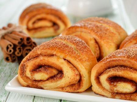 Pão de Canela - Veja como fazer em: http://cybercook.com.br/receita-de-pao-de-canela-r-14-110486.html?pinterest-rec